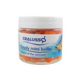 Мини топчета Cloudy mini boilie 8 x 12 мм 20 г Pineapple / Ананас - Cralusso