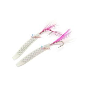 Блесни Feather Spin 45 мм цвят PR - Evia