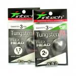 Чебурашка Tungsten 74 Grey 2.0 г - Intech