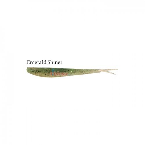 Powerbait Minnow 5 см (2 in) Emerald Shiner - Силиконови рибки