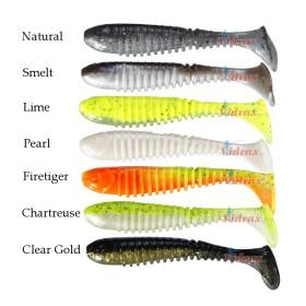 Силиконови рибки Flex Rib Shad 6.5 см (2.5 in) - Berkley