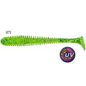 """Изкуствени рибки Fetish 2.0"""" 50 мм Цвят 071 UV Glow - Select"""