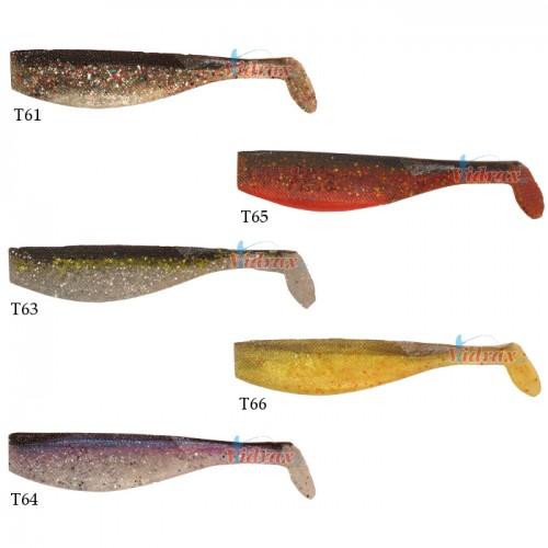 Силиконови рибки Medium shad 9cm - AA Worms
