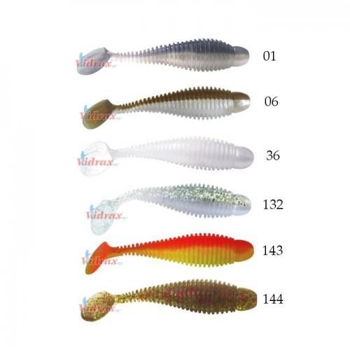 Lunker City Grubster 10.8 см (4.25 in) - Силиконови рибки