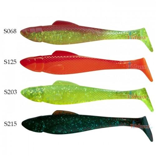 "Силиконови рибки Relax Ripper Ohio 4""/10.5 см"