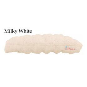 Изкуствени червеи Gulp! Honey Worm Milky White 45 мм 1480783 - Berkley