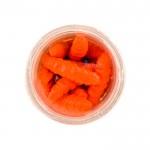 Изкуствени червеи Gulp! Honey Worm Orange 45 мм 1480785 - Berkley