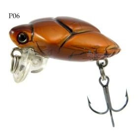 Воблер Isasa KK Beetle 3 см 1 гр Цвят P06 IHPI30P06 - Hart