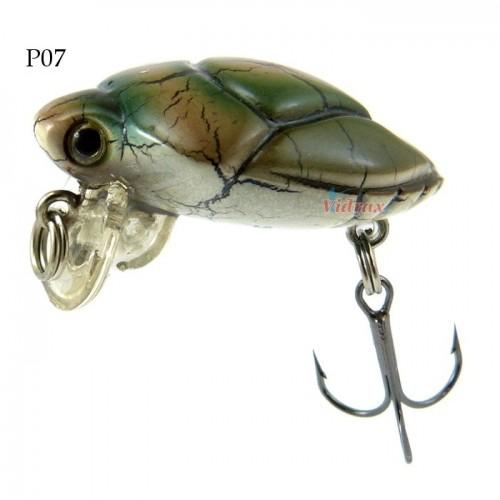 Воблер Isasa KK Beetle 3 см 1 гр Цвят P07 IHPI30P07 - Hart