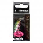 Воблер Cardiff Stream Flat 50 мм 3.6 г Цвят 012 ZN-250T - Shimano