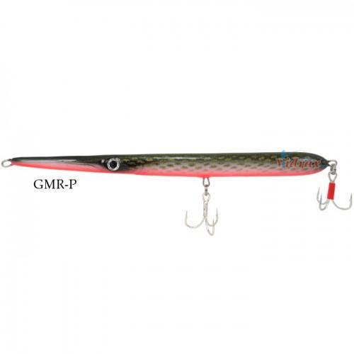 Воблер Needle 21 см 30 г цвят GMR-P - Jacko's