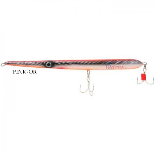 Воблер Needle 21 см 30 г цвят PINK-OR - Jacko's
