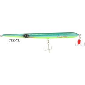 Воблер Needle 21 см 30 г цвят TRK-YL - Jacko's