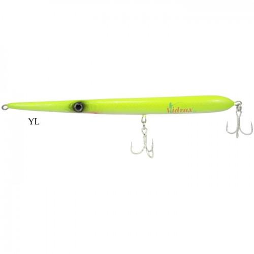 Воблер Needle 21 см 30 г цвят YL - Jacko's