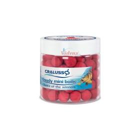 Мини топчета Cloudy 12 мм 40 г Strawberry / Ягода - Cralusso