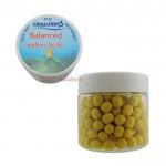 Tопчета Balanced Wafters Boilie Corn / Царевица 6 x 7 мм - Cralusso