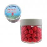 Tопчета Balanced Wafters Boilie Strawberry / Ягода 7 x 9 мм - Cralusso