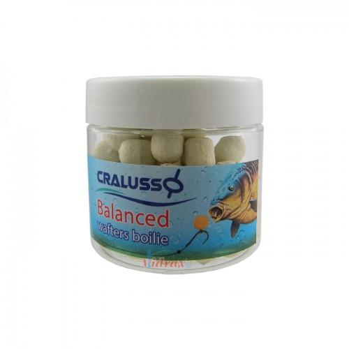 Tопчета Balanced Wafters Boilie N-butyric acid / Маслена киселина 9 x 11 мм - Cralusso