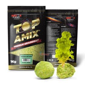 Захранка TOP AMIX Method Feeder Green Betain 1 кг - Senzor Planet
