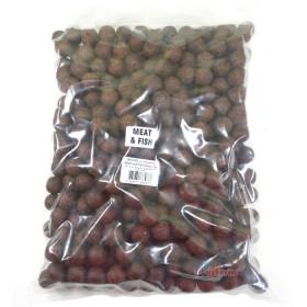 Boilie за захранване Meat and Fish 20 мм - 2 кг - Vidrax