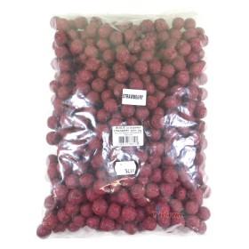 Boilie за захранване Strawberry 20 мм - 2 кг - Vidrax