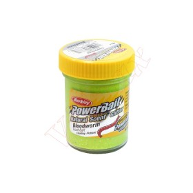 Натурална паста с блестящ ефект 1214501 - Chartreuse/Bloodworm