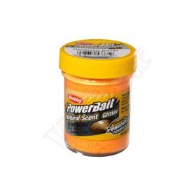Натурална паста с блестящ ефект 1214505 - Fluo Orange/Crustacea