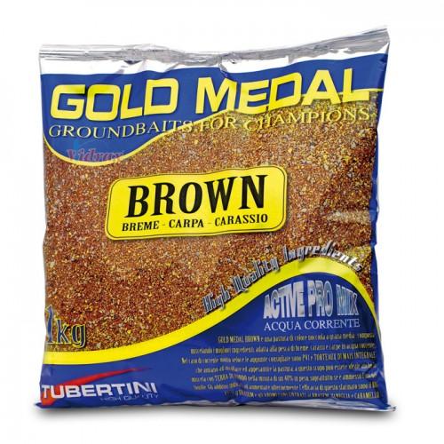 Захранка Gold Medal Brown 1 кг 30020 - Tubertini