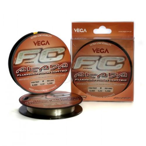 Влакно Akada FC Fluorocarbon Coated - Vega