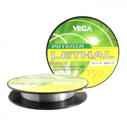 Влакно Potenza Lethal 150 м - Vega