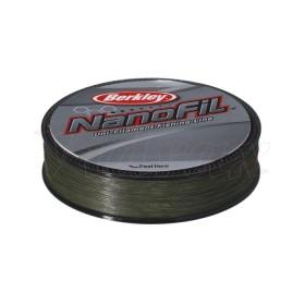 Влакно NanoFil Lo-Vis Green 125м - Berkley