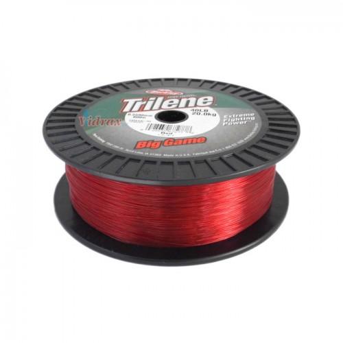 Влакно Trilene Big Game Red 600 м - 0.45 мм 1342725 - Berkley