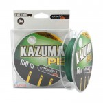8 Нишково влакно Kazuma 8X PE 150 м - 0.18 мм - Asari