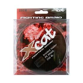 Влакно Xcat Fighting Braid 250 м 0.50 мм 80 Lbs LXT250120 - Evia