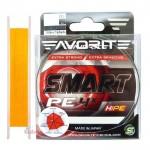 Влакно Smart PE 4x #0.5 150 м Orange - Favorite