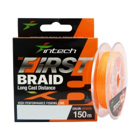 8 Нишково влакно First braid PE X8 #0.8 0.148 мм 150 м - Intech
