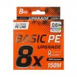 8 Нишково влакно Basic PE 150 м #1.0 0.14 мм Multi color - Select