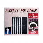 Влакно Assist Pe Line 3 м 100 lb - Shout!