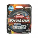 Влакно FireLine Crystal 110 м - 0.08 мм - Berkley