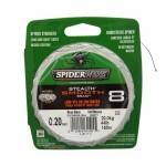 8 Нишково влакно Stealth Smooth Braid 150 м - 0.20 мм Зелено - SpiderWire