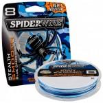 8 Нишково влакно Stealth Smooth Braid 300 м - 0.12 мм Blue Camo - SpiderWire