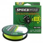8 Нишково влакно Stealth Smooth Braid 150 м - 0.08 мм Жълто 1515615 - SpiderWire
