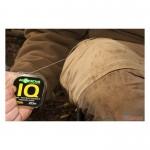 Влакно за поводи IQ Fluorocarbon hook link 25 lb - 20 м - Korda